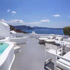 Canaves Oia Hotel бассейн