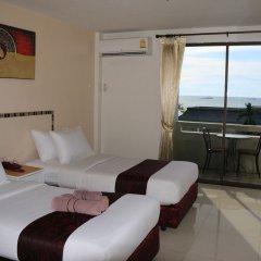 Отель Natural Beach Паттайя комната для гостей фото 20