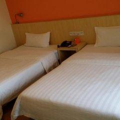 Отель 7 Days Inn (Guangzhou Huanghuagang Metro Station) комната для гостей фото 4