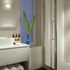 Отель Palazzo Scanderbeg Рим ванная