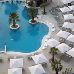 Отель Jumeirah Beach Дубай бассейн