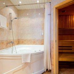 Гостиница Невский Астер 3* Люкс с двуспальной кроватью фото 7