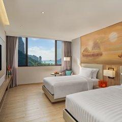 Отель Vogue Resort & Spa Ao Nang комната для гостей фото 10