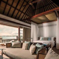 Отель Four Seasons Resort Bali at Jimbaran Bay 5* Вилла Делюкс с различными типами кроватей