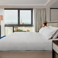 Отель Hilton Vienna Австрия, Вена - 13 отзывов об отеле, цены и фото номеров - забронировать отель Hilton Vienna онлайн комната для гостей фото 8