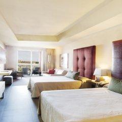 Отель Lopesan Baobab Resort 5* Стандартный семейный номер с различными типами кроватей