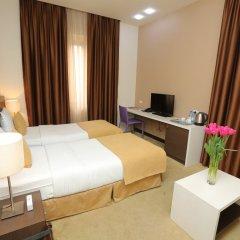 Май Отель Ереван 3* Стандартный номер разные типы кроватей фото 6