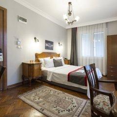 Бутик-отель Istanbul Queen Seagull Номер Делюкс с различными типами кроватей фото 5
