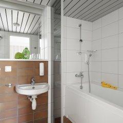 GO Hotel Snelli ванная