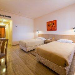 Отель Sindbad Aqua Hotel & Spa Египет, Хургада - 8 отзывов об отеле, цены и фото номеров - забронировать отель Sindbad Aqua Hotel & Spa онлайн комната для гостей фото 2