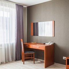 Гостиница Комплекс апартаментов Комфорт Улучшенная студия с различными типами кроватей фото 4