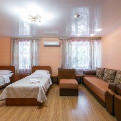 Гостиница Волгоградская Полулюкс с различными типами кроватей фото 3
