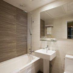 Отель Central Tourist Hotel Южная Корея, Сеул - отзывы, цены и фото номеров - забронировать отель Central Tourist Hotel онлайн ванная фото 3