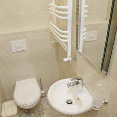 Апартаменты у площади Бисмарка Калининград ванная