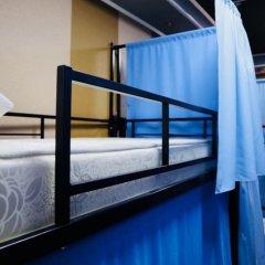 Хостел Travel Inn Выставочная Кровать в мужском общем номере с двухъярусной кроватью фото 4