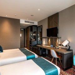 Отель XO Hotels Couture Amsterdam 4* Стандартный номер с различными типами кроватей фото 5