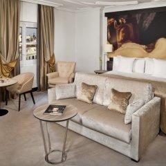 Отель Gran Melia Palacio De Los Duques 5* Полулюкс Red level с различными типами кроватей