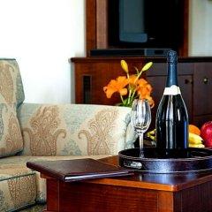 Primoretz Grand Hotel & SPA 4* Люкс с различными типами кроватей