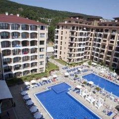 Апарт-отель Bendita Mare Золотые пески балкон
