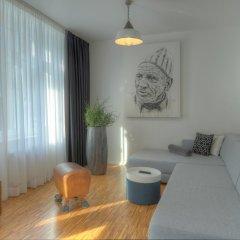 Отель B-Boardinghouse Германия, Дюссельдорф - отзывы, цены и фото номеров - забронировать отель B-Boardinghouse онлайн комната для гостей фото 7