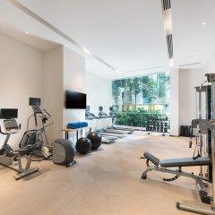 Отель Hilton Garden Inn Singapore Serangoon фитнесс-зал