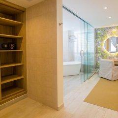 Отель Grand Sirenis Punta Cana Resort Casino & Aquagames 4* Люкс с различными типами кроватей фото 4