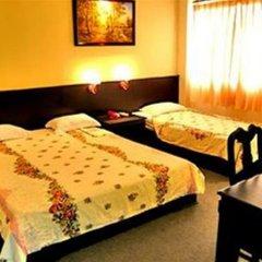 Cuong Long Hotel комната для гостей фото 4
