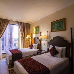 Mercure Dubai Barsha Heights Hotel Suites 4* Апартаменты с различными типами кроватей