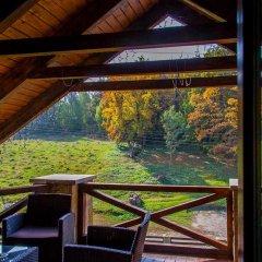 Гостиница Лесная Усадьба балкон