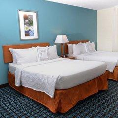 Отель Fairfield Inn & Suites Effingham комната для гостей фото 6