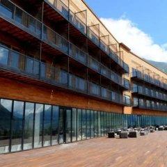 Отель Rooms Kazbegi Степанцминда вид на фасад фото 2