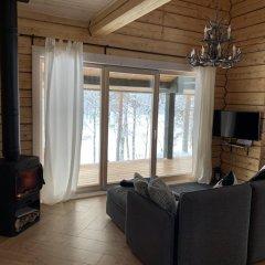 База Отдыха Forrest Lodge Karelia Улучшенный шале с разными типами кроватей фото 15