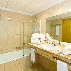 Отель Blue Sea Puerto Resort Испания, Пуэрто-де-ла-Круc - отзывы, цены и фото номеров - забронировать отель Blue Sea Puerto Resort онлайн ванная