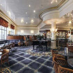 Savoy Hotel Baur en Ville Цюрих гостиничный бар