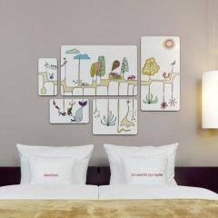25hours Hotel Zürich West 4* Номер Gold с различными типами кроватей фото 2