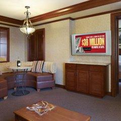 Отель Silver Sevens Hotel & Casino США, Лас-Вегас - отзывы, цены и фото номеров - забронировать отель Silver Sevens Hotel & Casino онлайн комната для гостей фото 5