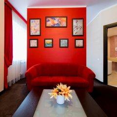 Гостиница Shato City 3* Номер Делюкс с различными типами кроватей фото 10