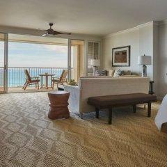 Отель Four Seasons Resort Oahu at Ko Olina 5* Номер с красивым видом с различными типами кроватей фото 3