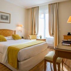 Отель Etats-Unis Opera Париж комната для гостей фото 8