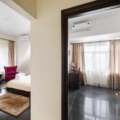 Гостиница Хитровка Стандартный семейный номер с различными типами кроватей фото 5