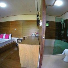 Отель Baan Khao Horm Resort Паттайя ванная