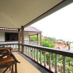 Отель Kata Hiview Resort балкон