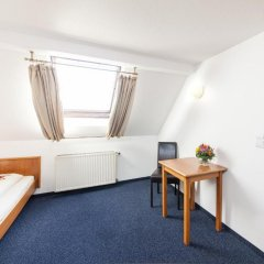 Hotel Antares Düsseldorf 3* Номер Basic с различными типами кроватей