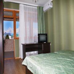 Гостиница Фламинго комната для гостей фото 9