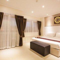 Отель Natural Beach Паттайя комната для гостей
