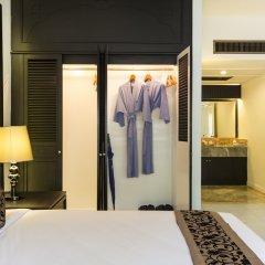 Отель Amora Beach Resort пляж Банг-Тао удобства в номере фото 2