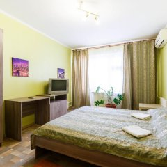 Апельсин Хостел на Чистопольской Казань комната для гостей фото 5