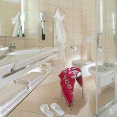 Отель Terminal Palace & Spa Римини ванная