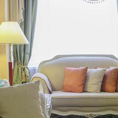 Гостиница Измайлово Альфа 4* Клубный полулюкс Classic с разными типами кроватей фото 2