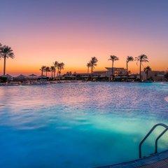 Отель Cleopatra Luxury Resort Makadi Bay бассейн фото 9